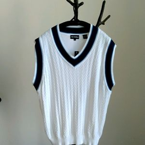 Bolle knit vest - NWT